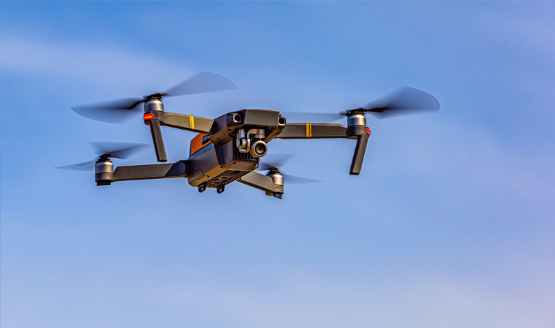 Fotografia e drone